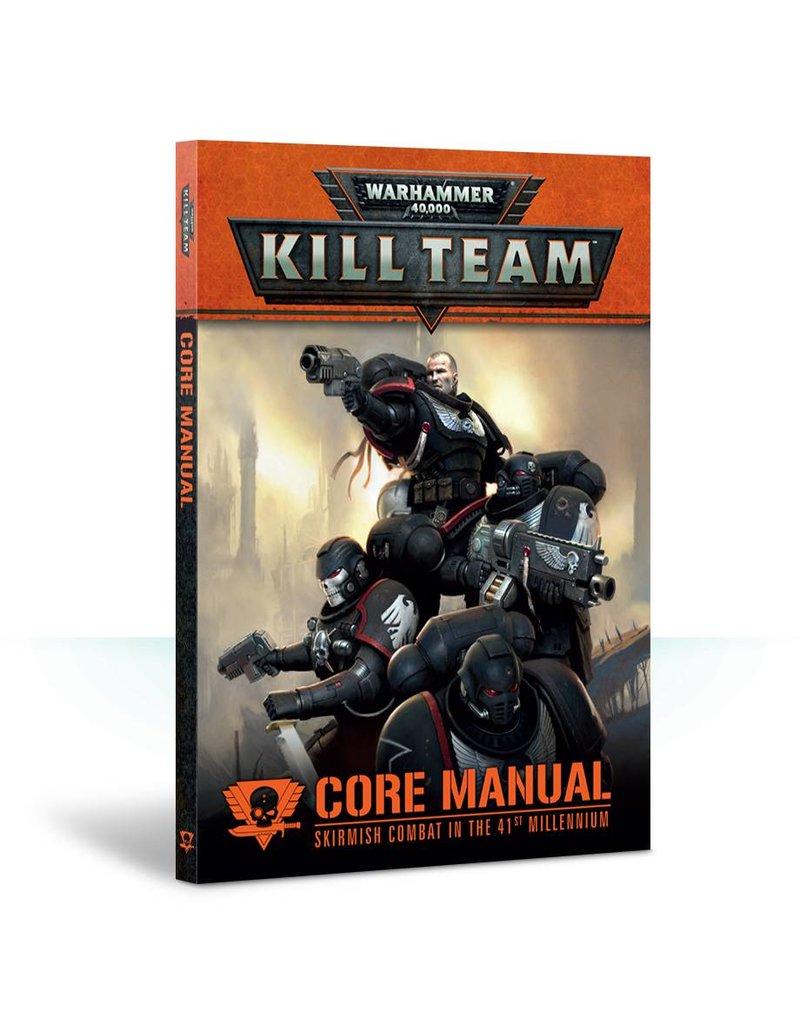 Games Workshop Warhammer 40k: Kill Team Core Manual (EN)