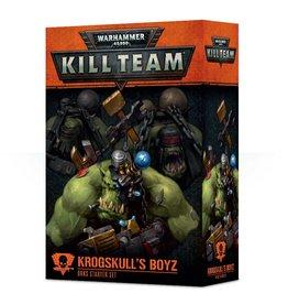 Games Workshop Krogskull's Boyz (EN)