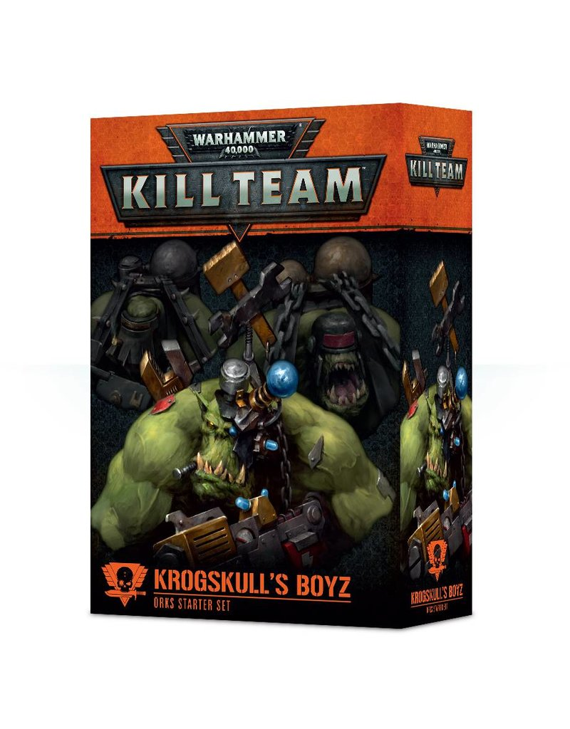 Games Workshop Warhammer 40k Kill Team: Krogskull's Boyz (EN)