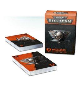 Games Workshop Kill Team Data Cards (EN)