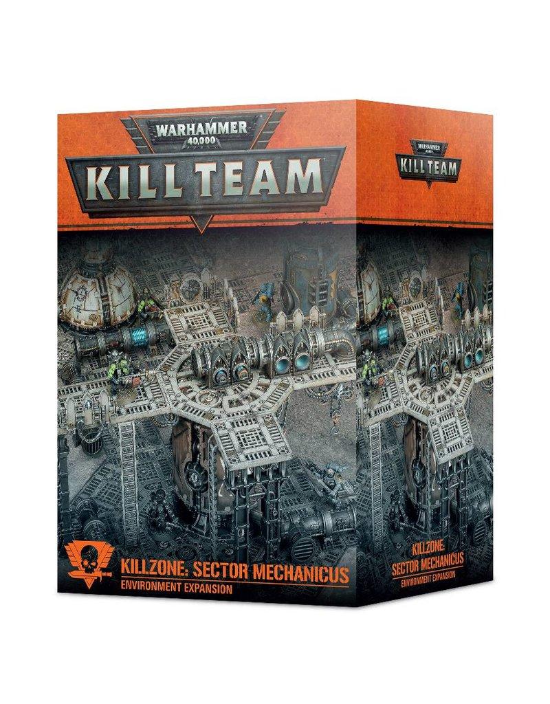Games Workshop Killzone: Sector Mechanicus (EN)