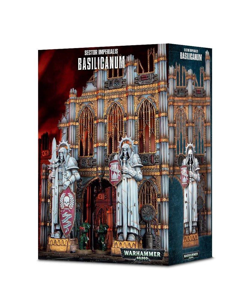 Games Workshop Sector Imperialis: Basilicanum