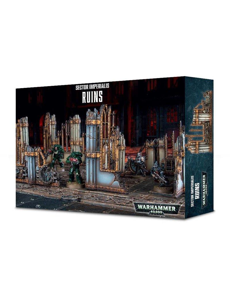 Games Workshop Sector Imperialis: Ruins