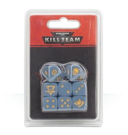 Games Workshop Kill Team Space Wolves Dice