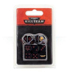 Games Workshop Kill Team Astra Militarum Dice