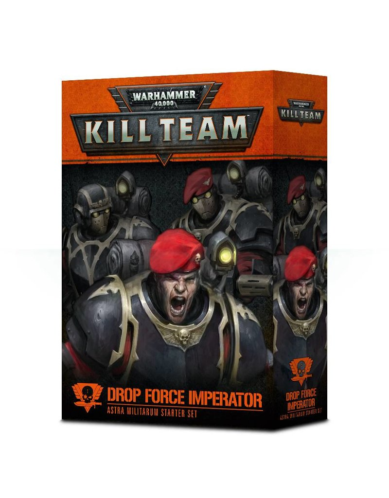 Games Workshop Warhammer 40k Kill Team: Drop Force Imperator (ENG)