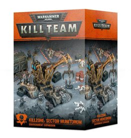 Games Workshop Killzone: Sector Munitorum