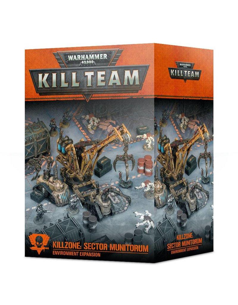 Games Workshop Killzone: Sector Munitorum (EN)