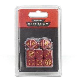 Games Workshop Kill Team Adeptus Mechanicus Dice