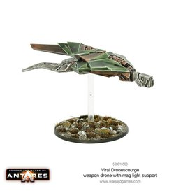Warlord Games Weapon Drone with Mag Light Support