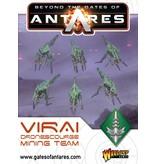 Warlord Games Virai Dronescourge Mining Team