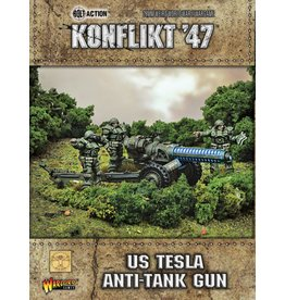 Warlord Games US Tesla Anti-Tank Gun
