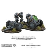Warlord Games German Towed Schwerefeld Projektor