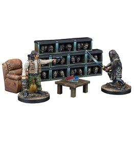 Mantic Games The Governor's Trophy Room Collector's Resin Set
