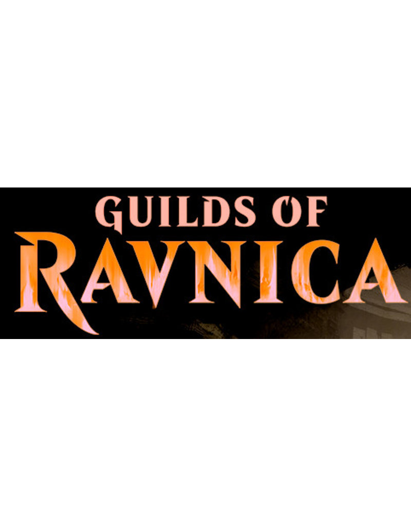Wizards of the Coast Magic The Gathering: Guilds of Ravnica Theme Booster - Izzet