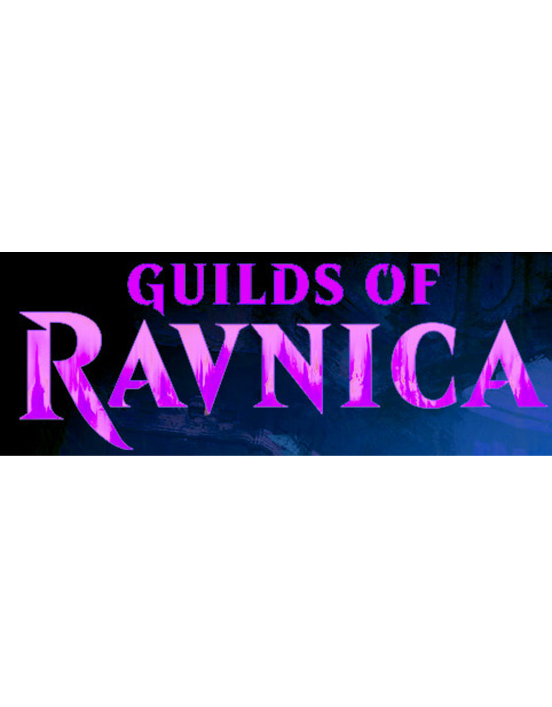 Wizards of the Coast Magic The Gathering: Guilds of Ravnica Theme Booster - Golgari