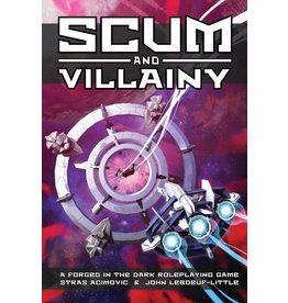 Evil Hat Productions Scum and Villainy RPG