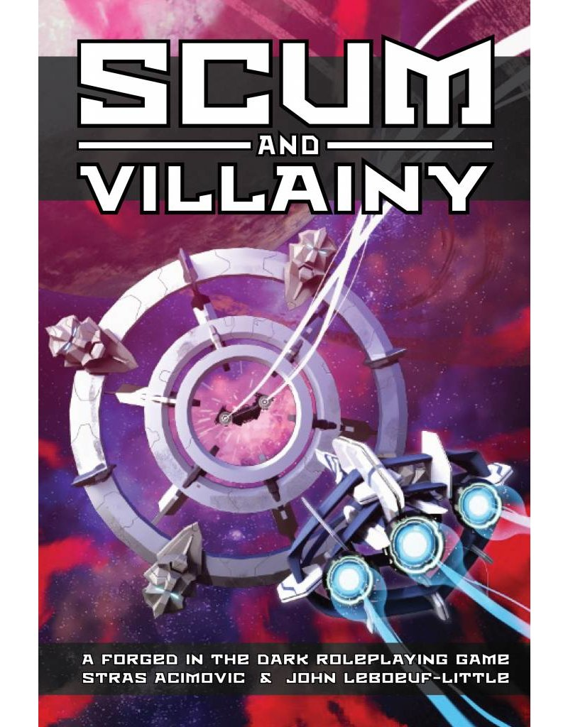 Evil Hat Productions Scum and Villainy RPG (Blades in the Dark System)