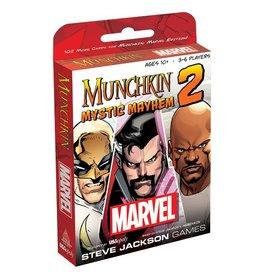 USAopoly Munchkin Marvel 2 Mystic Mayhem