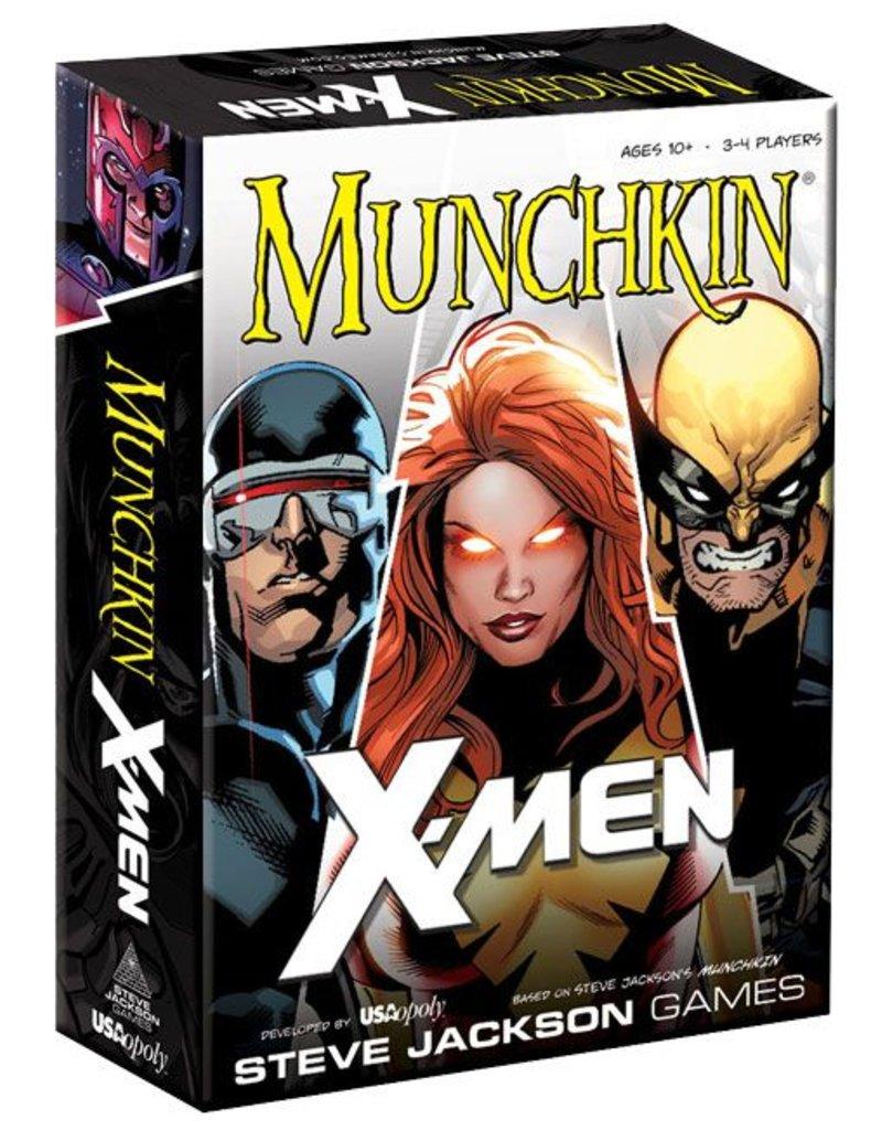 USAopoly Marvel Munchkin: XMEN
