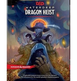 Wizards of the Coast D&D: Waterdeep Dragon Heist