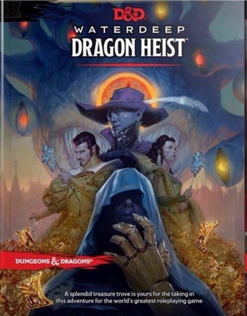Wizards of the Coast Dungeons & Dragons: Waterdeep Dragon Heist