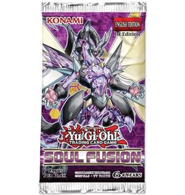 Konami Soul Fusion 1st Edition Booster Pack