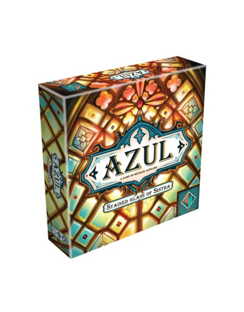 Next Move Games Azul: Stained Glass Of Sintra Board Game