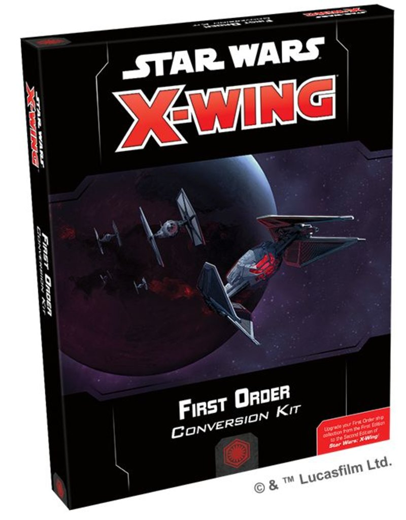 Fantasy Flight Games Star Wars X-Wing: First Order Conversion Kit