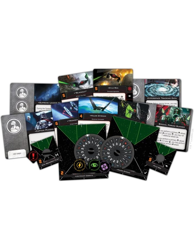 Fantasy Flight Games Star Wars X-Wing: First Order Conversion Kit