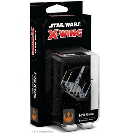 Fantasy Flight Games T-70 X-Wing Expansion Pack