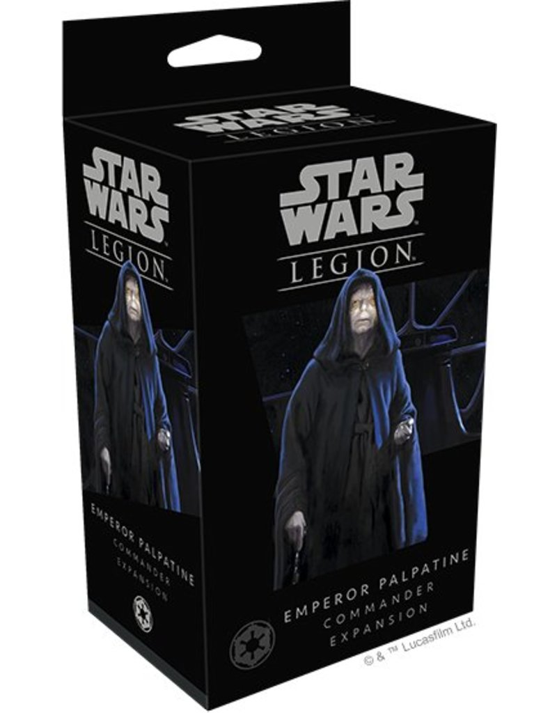 Fantasy Flight Games Star Wars Legion: Emperor Palpatine Commander Expansion