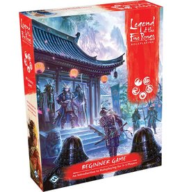 Fantasy Flight Games L5R Roleplaying Beginner Game