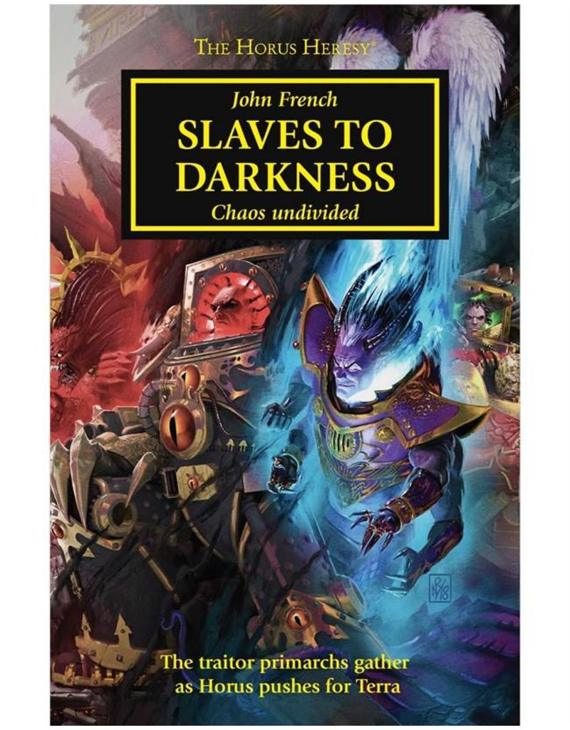 Games Workshop Horus Heresy: Slaves To Darkness (HB)