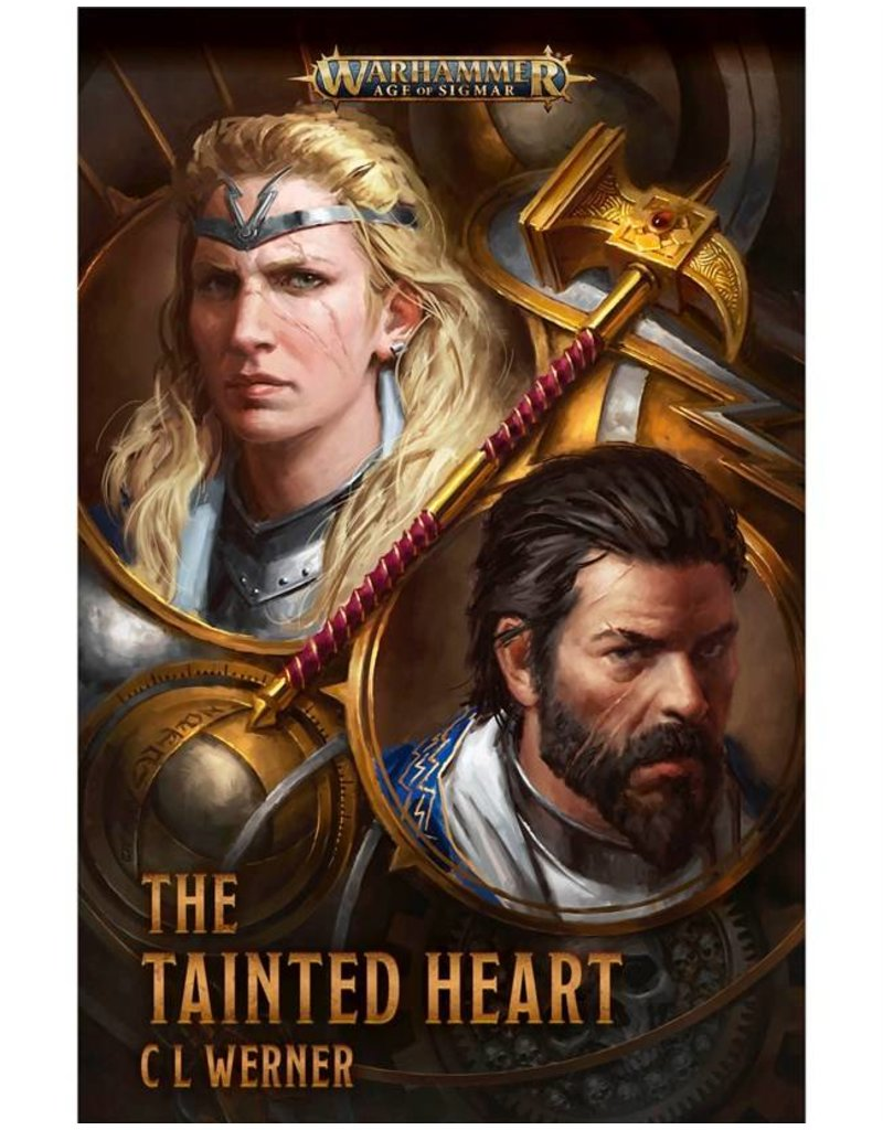 Games Workshop The Tainted Heart (HB)