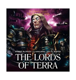 Games Workshop The Lords Of Terra (AUDIO)
