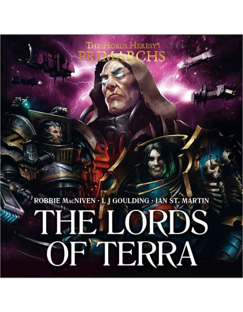 Games Workshop The Lords Of Terra (AUDIOBOOK)