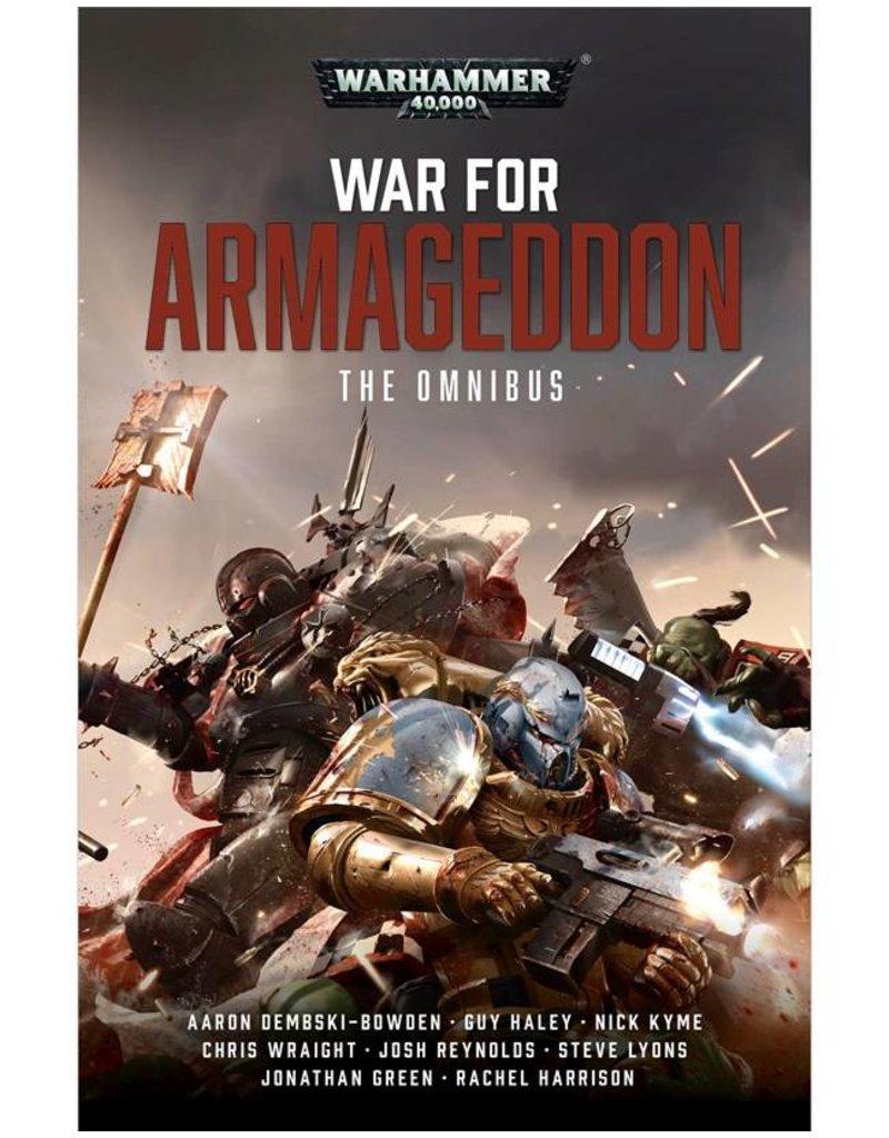 Games Workshop War For Armageddon: The Omnibus (SB)