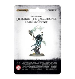 Games Workshop Liekoron The Executioner