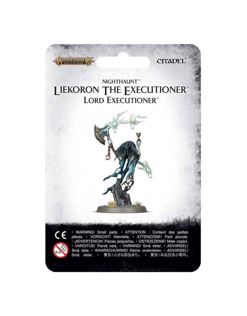 Games Workshop Nighthaunt Liekoron The Executioner