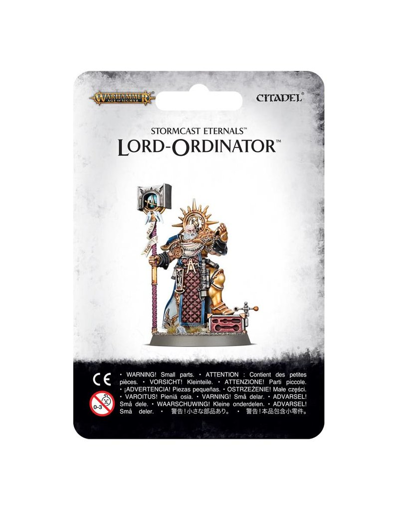 Games Workshop Stormcast Eternals Lord-Ordinator