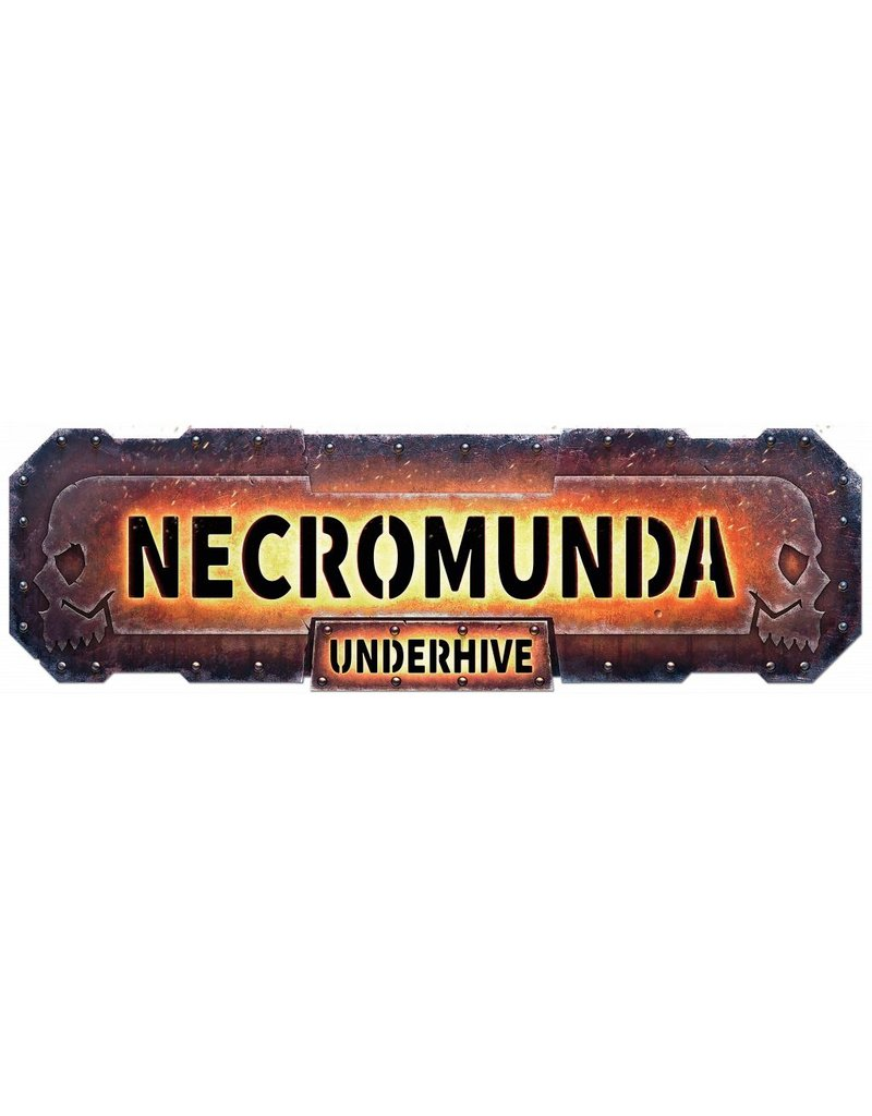 Games Workshop Necromunda Cawdor Gang Dice Set