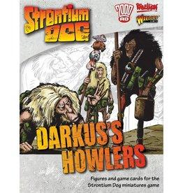 2000 AD Darkus Howlers