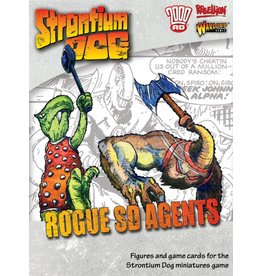 2000 AD Rogue SD Agents