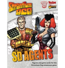 2000 AD SD Agents