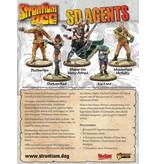 2000 AD Strontium Dog: SD Agents
