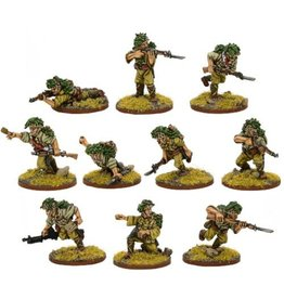Warlord Games Japanese Veteran Infantry Squad