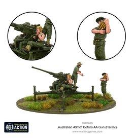 Warlord Games Australian 40mm Bofors AA Gun