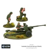 Warlord Games Bolt Action: Australian 6-pdr Anti-tank Gun (Pacific) Blister Pack