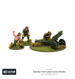 Warlord Games Australian 75mm Pack Howitzer